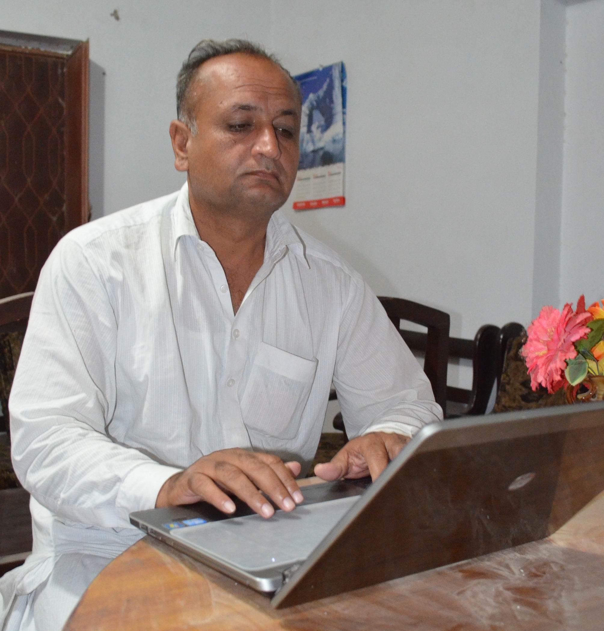 Prof. Sher Rasool