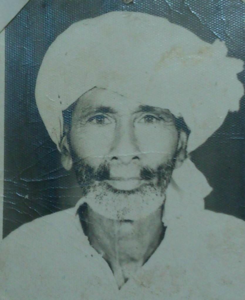 Muhammad Khan (late) Bourana Wala