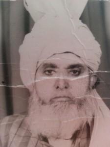 Haji Sona Khan (Late) of Roda Thall