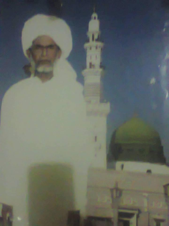 Khadim Hussain (Late) of Roda