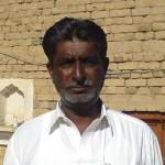 Haji Muhammad Feroz of Roda