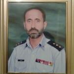 Flt.Lt(H) Abdul Rauf of Roda
