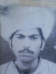 Faiz Ahmad s.o Sher Muhammad-Chak 14, Adhi Sargal