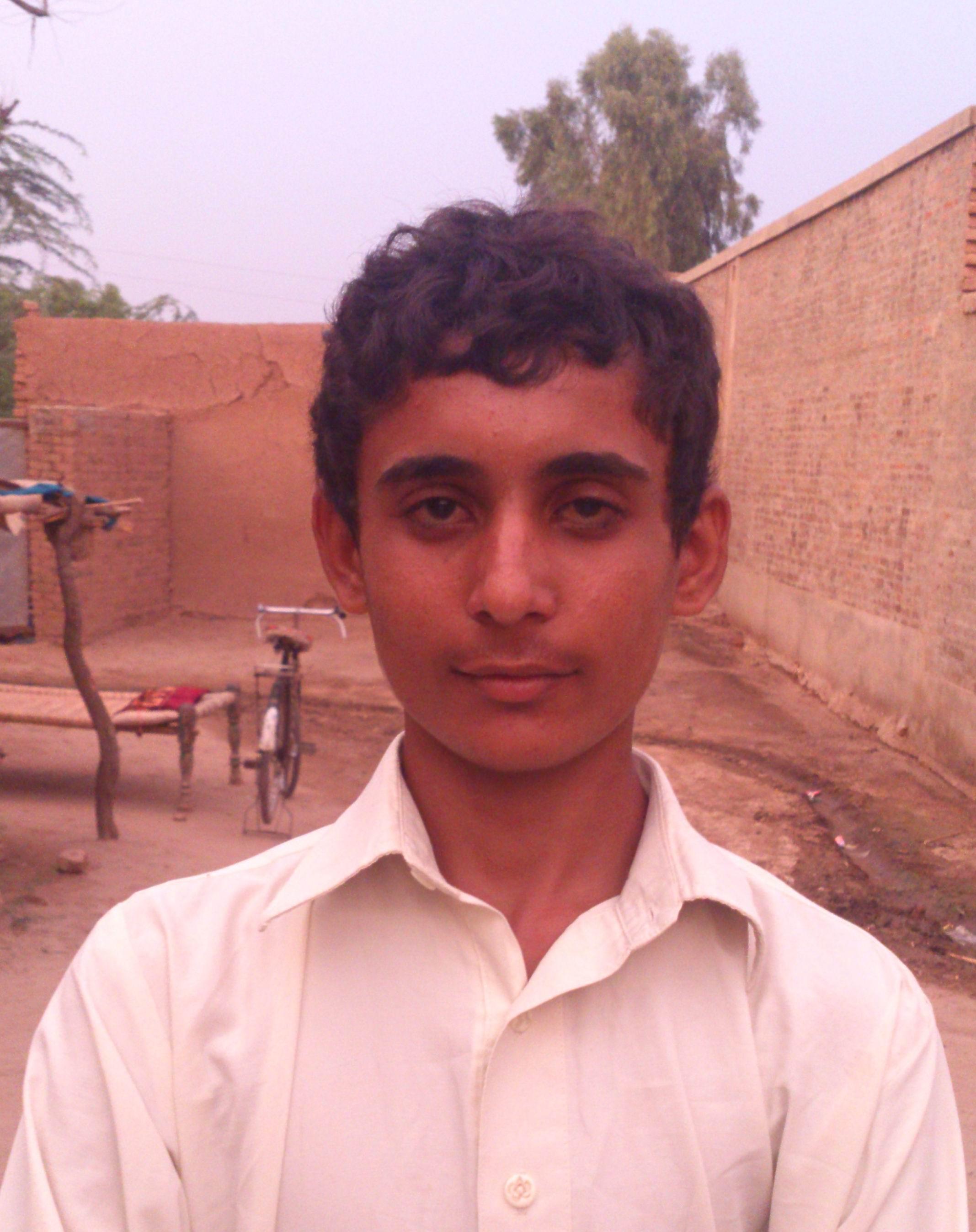 Muhammad Saqlain