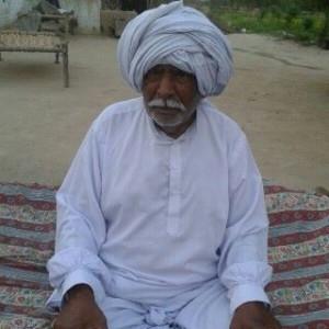 Manzoor Ahmad s/o Dost Muhammad, resident of Dera Bourana Wala Dakhli Girot, Distt: Khushab, Date of Death: August 15, 2014