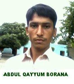 Abdul Qayyum - Dera Bourana Wala Girot