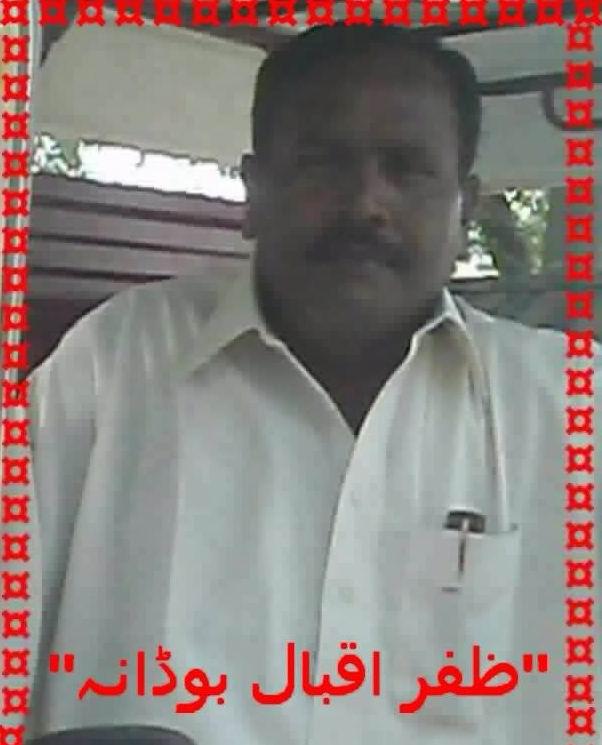 Zafar Iqbal Poet Zafar Iqbal – Chowbara Layyah