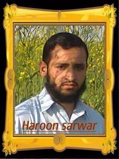 Haroon Sarwar Bourana