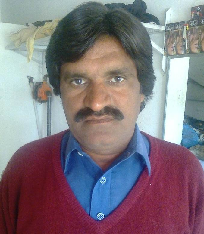 Muhammad Shamir - Hyderabad Bhakkar