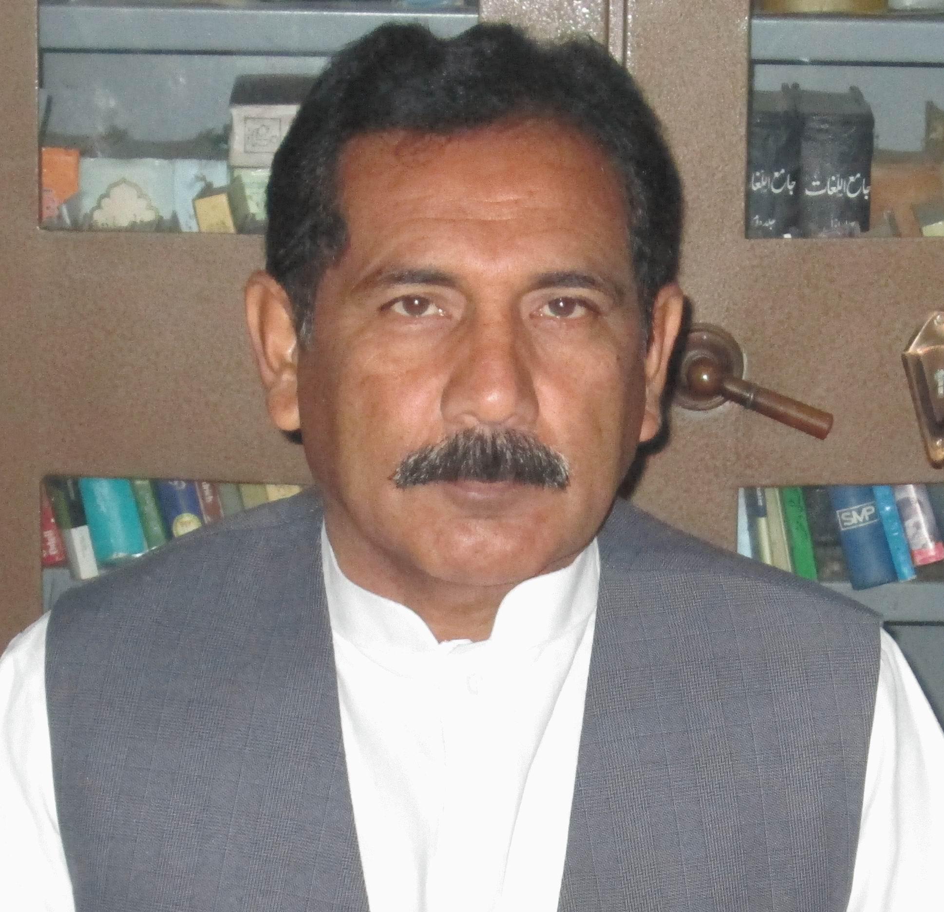 Roy Manzoor Ahmad