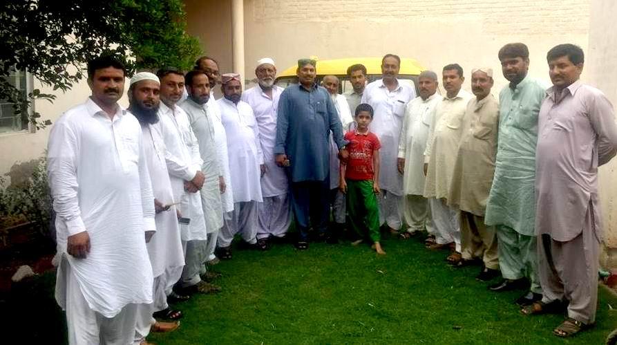 1st Multan-Khanewal function