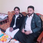 Muhammad Tahir and Saleem Bourana