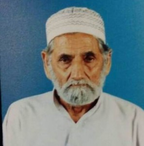 MALIK Ghulam Rasool Bourana s/o Mian Abdullah Bourana  D.O.D: 05 February, 2005