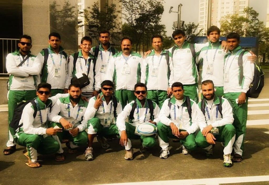Group Photo : Muhammad Basit Bourana